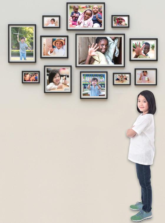 암웨이가 글로벌 구호단체 CARE와 파트너십을 맺고 진행하는 'Power of 5' 캠페인. 국내에선 지역 밀착형 프로그램 '꿈을 품는 아이들'로 운영 중이다. [사진 한국암웨이]