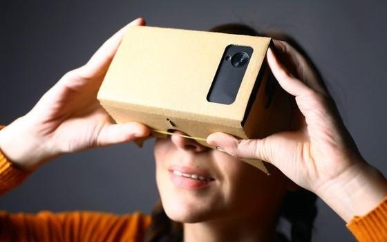 중국인이 구글 증강현실 개발 플랫폼으로 만든 AR 앱들