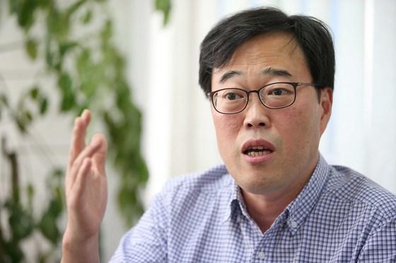김기식 전 의원.