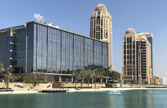 아랍에미리트 두바이에 있는 MBC 사옥 [AP=연합뉴스]