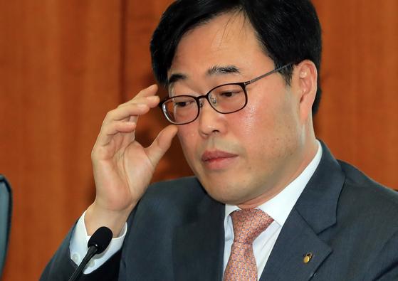 김기식 금융감독원장. [연합뉴스]