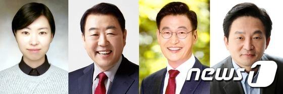 제주지사 선호도, 민주당 문대림 42.4% vs 원희룡 29.4%