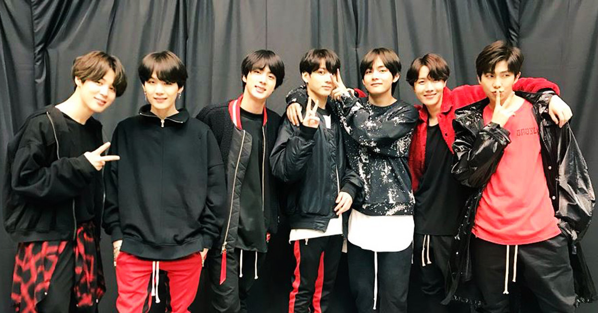 BTS [BTS Official Japan Twitter]