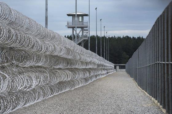 미국 사우스캐롤라이나주의 리 교도소 [AP=연합뉴스]
