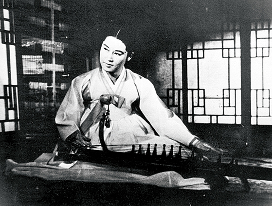 '성춘향'(1961년, 감독 신상옥).