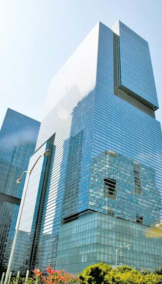 서울 서초구 서초대로 74길에 위치한 법무법인 (유한) 동인 전경. [사진 법무법인(유한) 동인]
