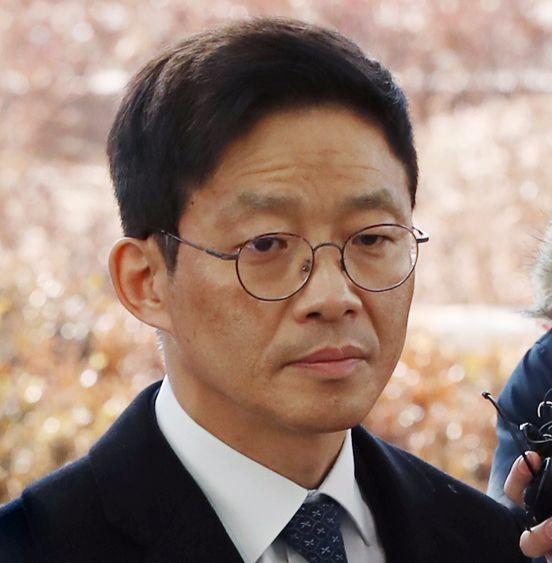 안태근 전 검사장. [연합뉴스]