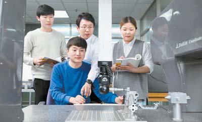 동의과학대는 공학기술교육인증제 등을 통해 졸업생의 직무 역량을 키운다. [사진 동의과학대]