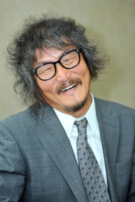 대주배 우승을 차지한 조치훈 9단 [사진 한국기원]