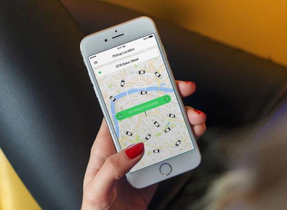 택시파이는 프랑스 등 세계 20개국에 진출했고 회원 수가 400만 명에 달할 정도로 빠르게 성장 중이다. [장원석 기자]