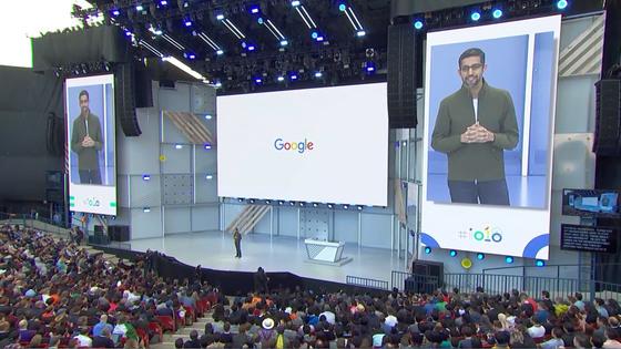 미용실에 전화로 예약한 게 AI라고? 구글의 새 화두 '모두를 위한 AI'
