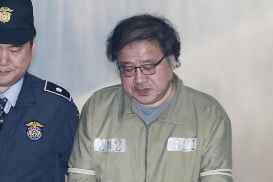 안종범 전 청와대 수석. 임현동 기자