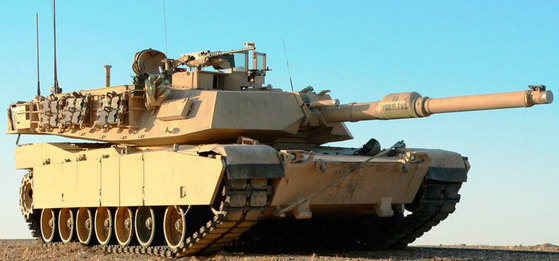 M1 에이브람스 탱크
