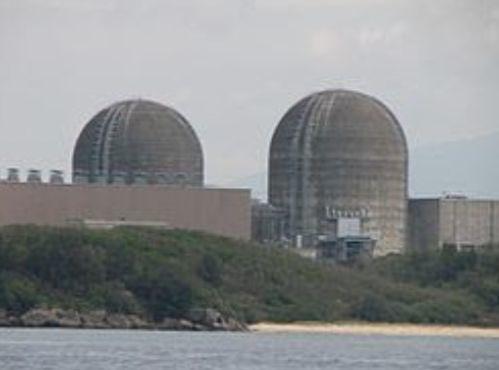 대만 남부 제3원전 마안산(馬鞍山) 발전소의 전경. 1호기가 오는 20일쯤 재가동된다. [중앙포토]