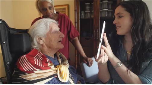그레이매터는 환자와 가족이 추억을 통해 즐겁게 지낼 수 있도록 도와준다. [사진 그레이매터 홈페이지(https://www.greymatterstous.com/)]