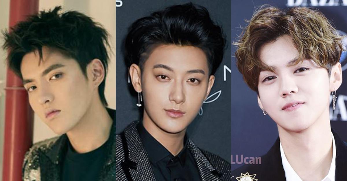 Kris, Tao, Luhan, Photo from Instagram @kriswu, @hzttao, @7_luhan_m