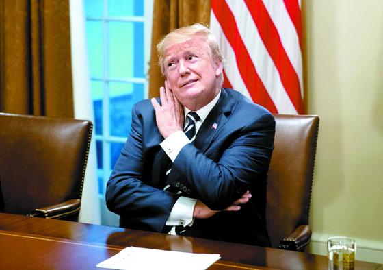 """""""시한·속도 제한 없다"""" 비핵화 시간표 앞, 길 잃은 트럼프"""