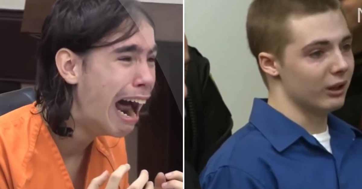 '종신형' 선고받고 울부짖는 미국 10대...10대의 '미친 범죄'는 나이 탓?