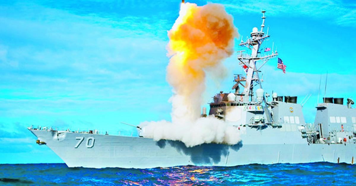 美 이지스함 충돌사고 후유증…북한 때문에 원군 2척 투입