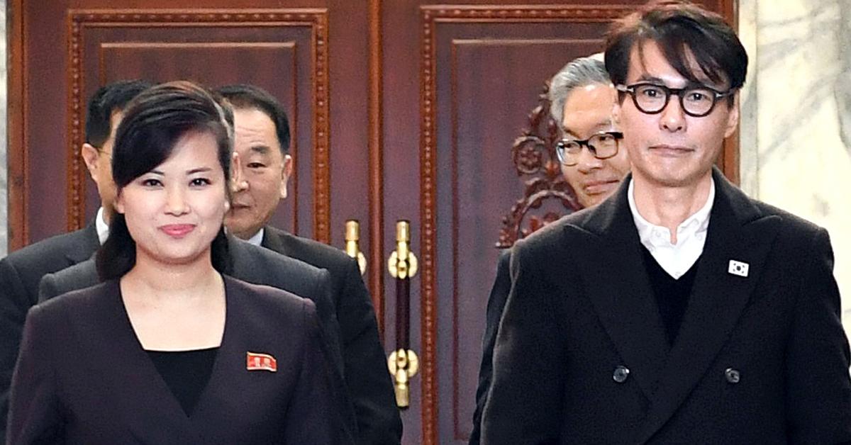 """윤상 """"현송월, 젊은 나이에 단원에서 단장까지 된 이유는…"""""""