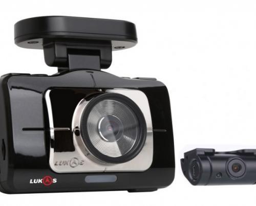 큐알온텍, 블랙박스 '루카스 LK-9795' 출시…전후방 풀HD급·ADAS 적용