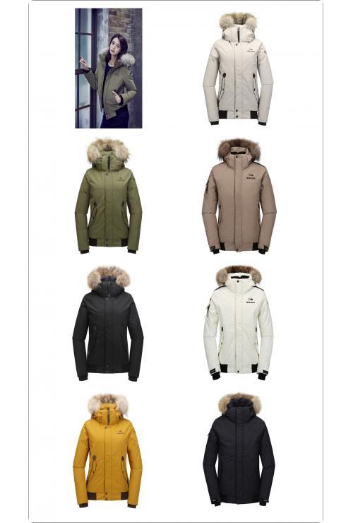 아이더, 겨울 데일리 아우터… 시티 캐주얼룩 다운재킷 '스투키' 출시