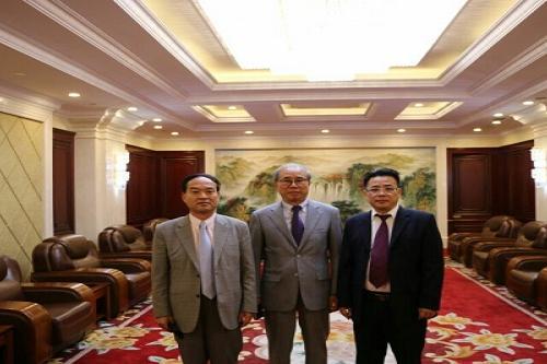 사단법인 한중경제무역촉진협회, 중국 천진 자유무역지구와 MOU체결