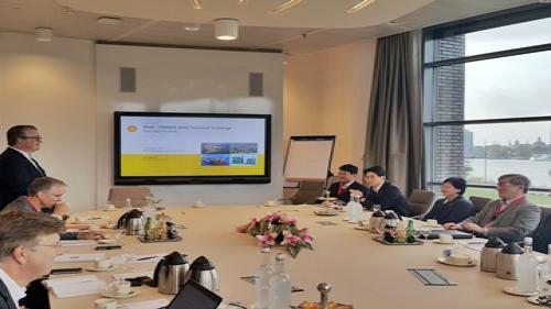 한국가스공사, Shell社와 기술교류 워크숍 개최