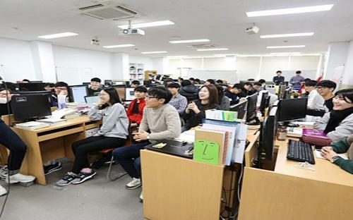 영진전문대학 일본IT기업반, 라쿠텐 등 31명 전원 합격