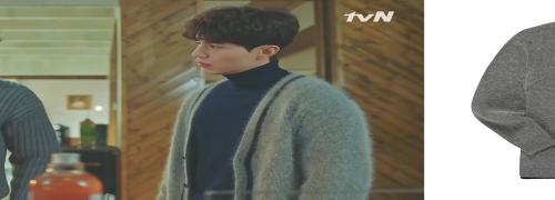 [스타패션]tvN '도깨비' 이동욱, 저승사자의 위트있는 고스룩 패션 모음