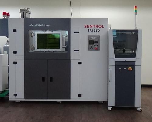 센트롤, 금속 3D프린터'SM350' 출시…상용화 진입