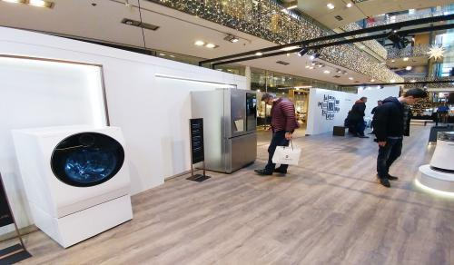 LG전자, 超프리미엄 'LG 시그니처' 신제품 유럽 본격 출시