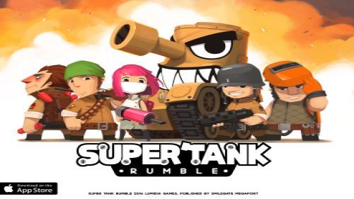 스마일게이트, '슈퍼탱크대작전' 글로벌 퍼블리싱 게약