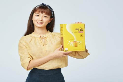 동서식품, 당류 25% 감소시킨 '맥심 모카골드 라이트' 출시