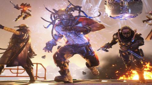 넥슨의 FPS 게임 '로브레이커즈', E3 2017에서 PS4 버전 최초 공개