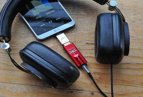 LG G6에 외장 DAC '드래곤플라이'의 조합은 어떨까?