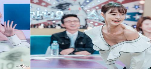 [★스타패션]최여진, MBC '라디오스타'서 선보인 아찔한 블라우스 어디꺼?