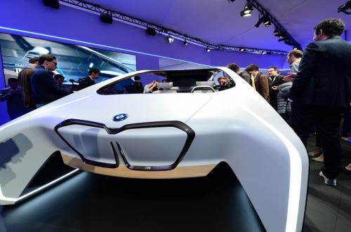 크라이슬러,인텔·모빌아이·BMW와 자율주행 플랫폼 공동 개발