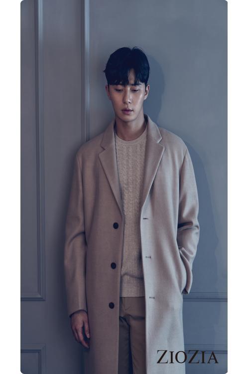 [★화보]배우 박서준, 남성복 지오지아(ZIOZIA) 겨울 화보 공개
