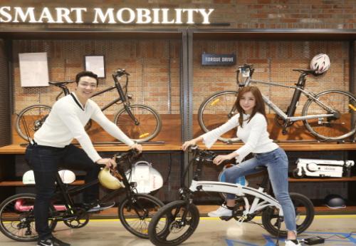 이마트, 전기자전거 할인행사