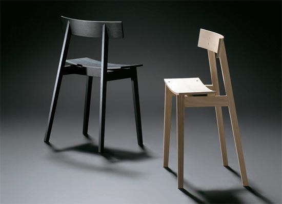 35세 정우진의 '반쪽 의자'…디자인 거장들이 반했다