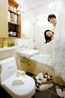 스타일리시한 욕실 만들기 ② 욕실 개조 프로젝트 참가자 한용희 ...