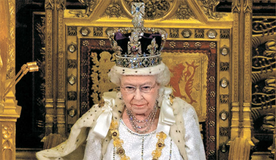 [사람 속으로] 엘리자베스 영국 여왕 즉위 60주년