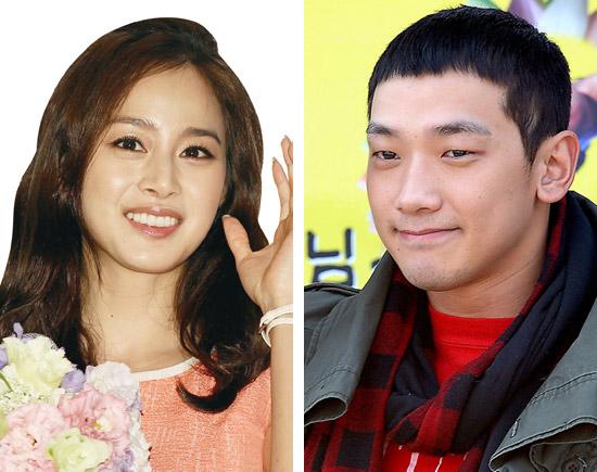 가수 비, 김태희와 데이트 중 '군법위반' 모습 찍혀