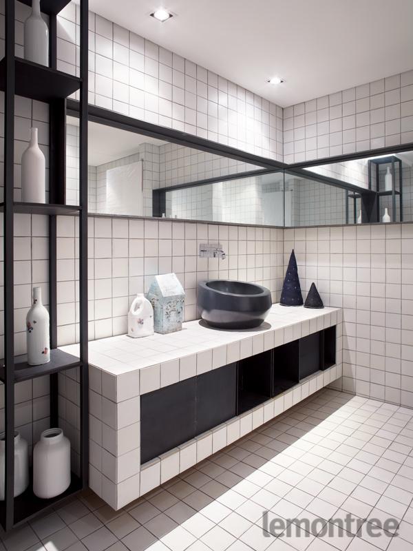 스마트한 인테리어 아이디어 '욕실'