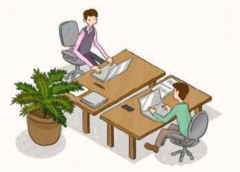 [심수희 기자의 직장생활백서] 좋은 운 불러들이는 사무실 풍수 인테리어