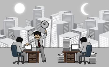 [심수휘 기자의 직장생활백서]직장인의 90%가 화병 앓는다는데…