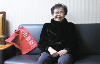 [江南通新이 담은 사람들] 암 극복했다, 꿈에 도전했다, 74세 여고생 됐다