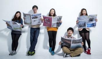 [조진형 기자의 신통한 강남] 20~30대가 종이신문에 관심 들이려면
