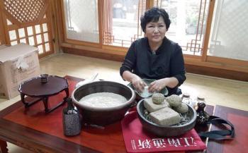 [江南通新이 담은 사람들] 어릴 적 술밥 먹고 싶어 어머니께 배운 궁중술